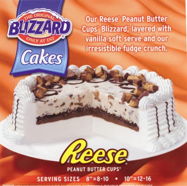 Dairy Queen Maple Ridge Haney 187 Blizzard Cakes