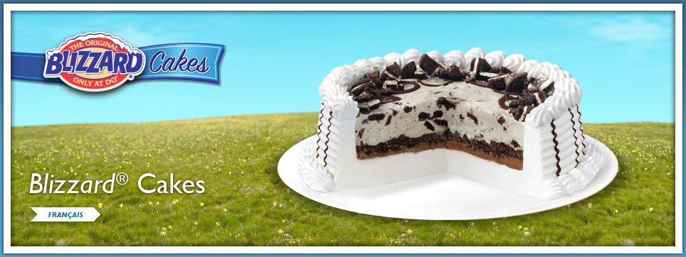 Ice Cream Cakes Hwy